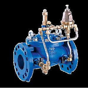 Typ C301 / C301C zawór regulujący ciśnienia na napływie